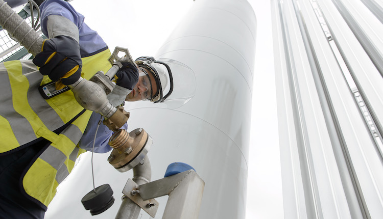 Groot verbruik LNG