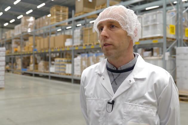 Manager usine Avieta
