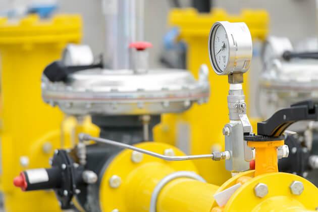 Belourthe installatie LNG