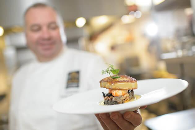 Propane pour l'horeca : Restaurant Eyckerhof
