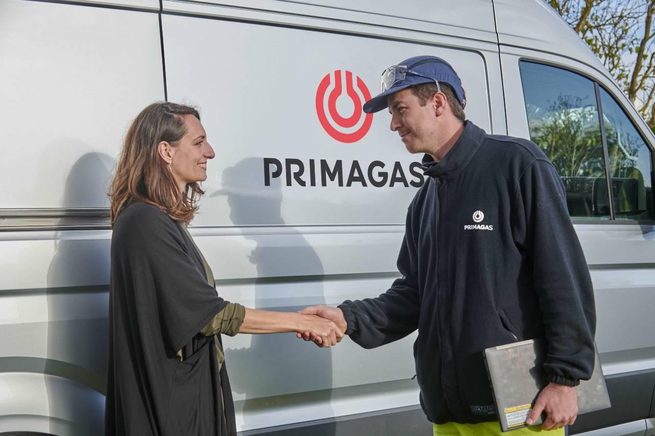 PRIMAGAS dodavatel LPG