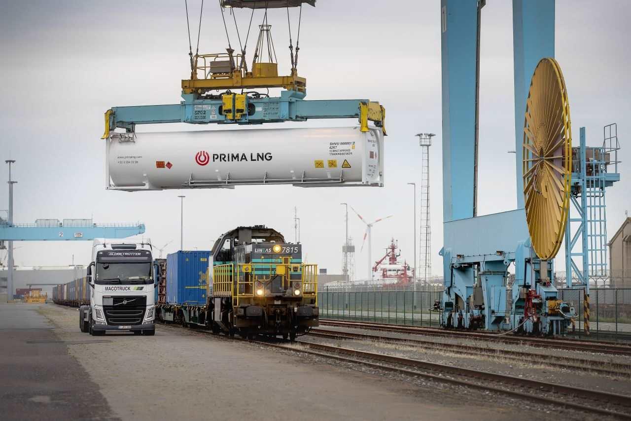 PRIMA LNG dodá technologii, PRIMAGAS kvalitní produkt!