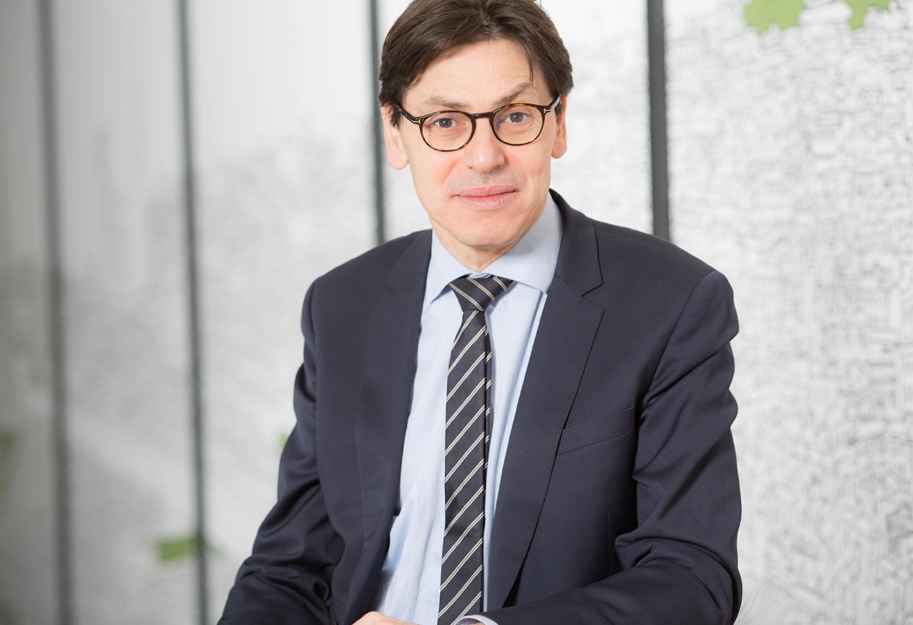 Interview de Frédéric Dabi sur la ruralité en France