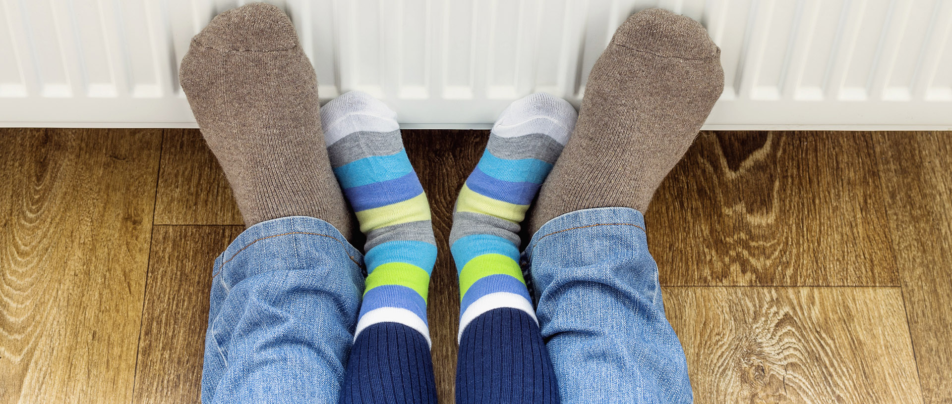 Le gaz pour le chauffage central