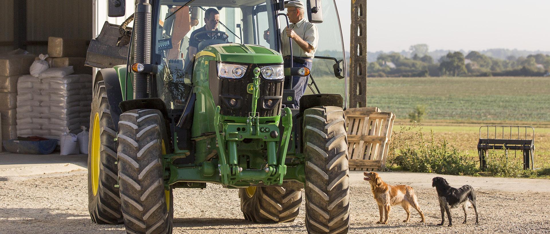 Le gaz propane pour les agriculteurs