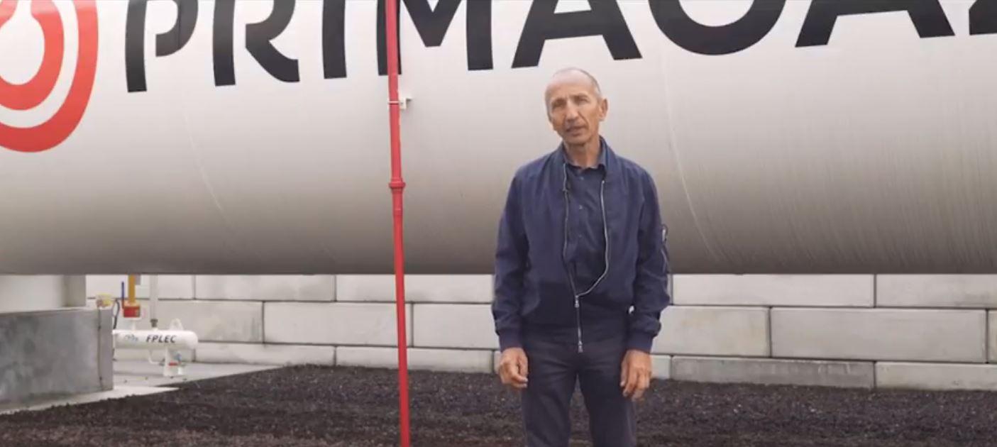 Avis industriel sur le gaz propnae et Primagaz