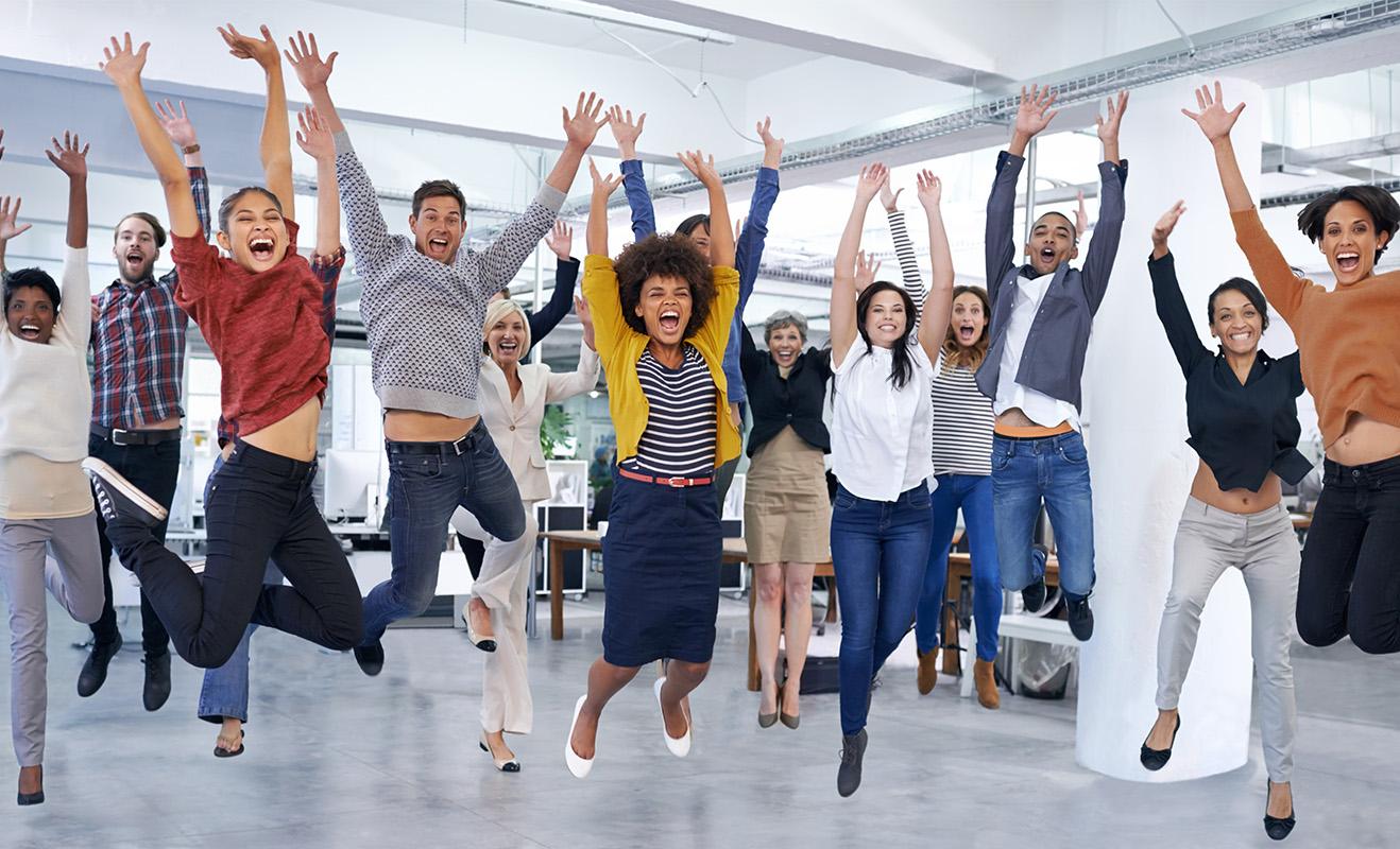 Happy trainees Primagaz