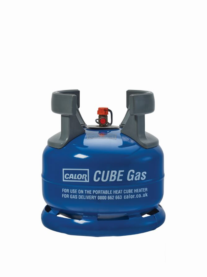 6kg Cube Gas bottle