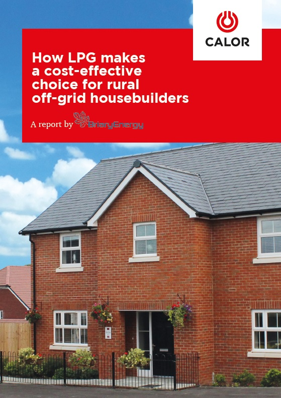 How LPG makes a cost-effective choice for rural off-grid housebuilders