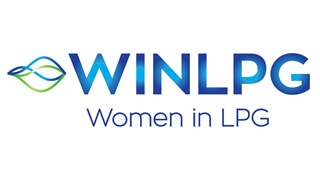 Women in LPG logo