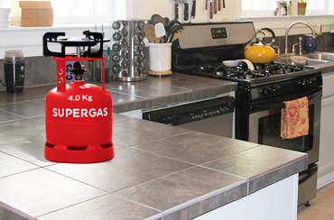 4Kg LPG Cylinder for Home