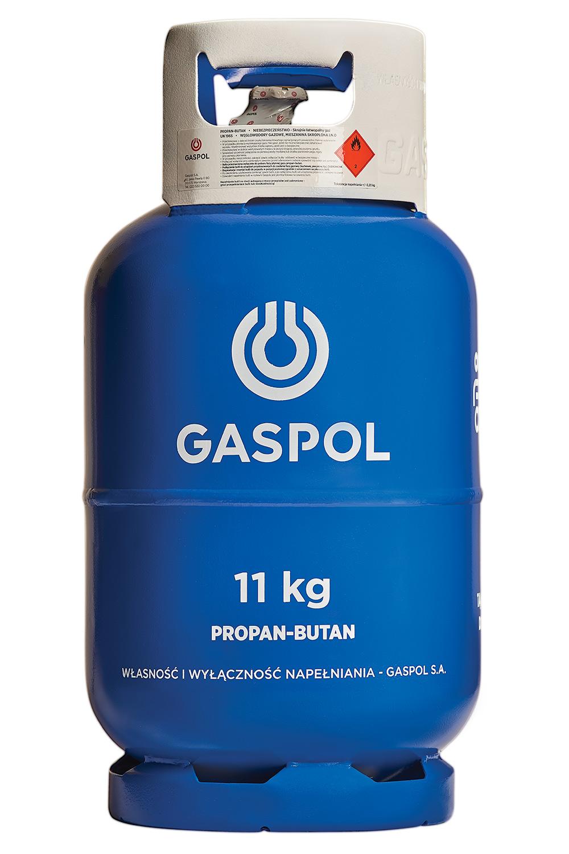Butla gazowa 11kg propan FLT