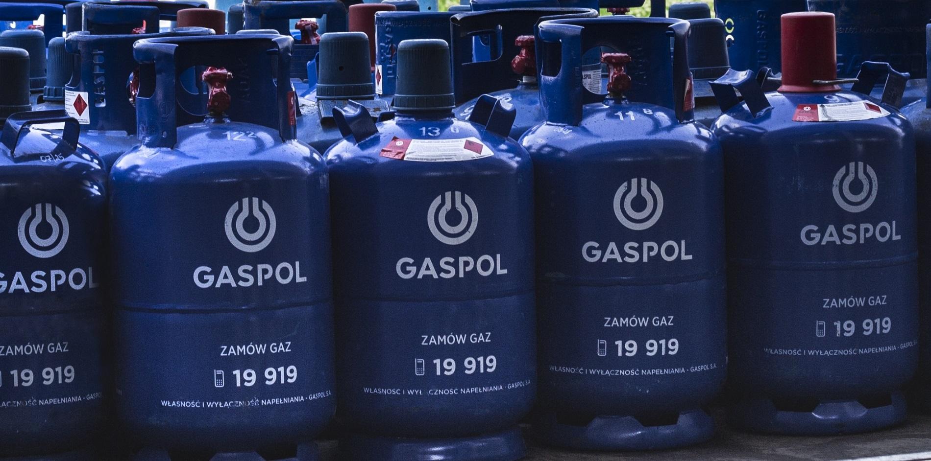 Butle gazowe 11kg propan-butan