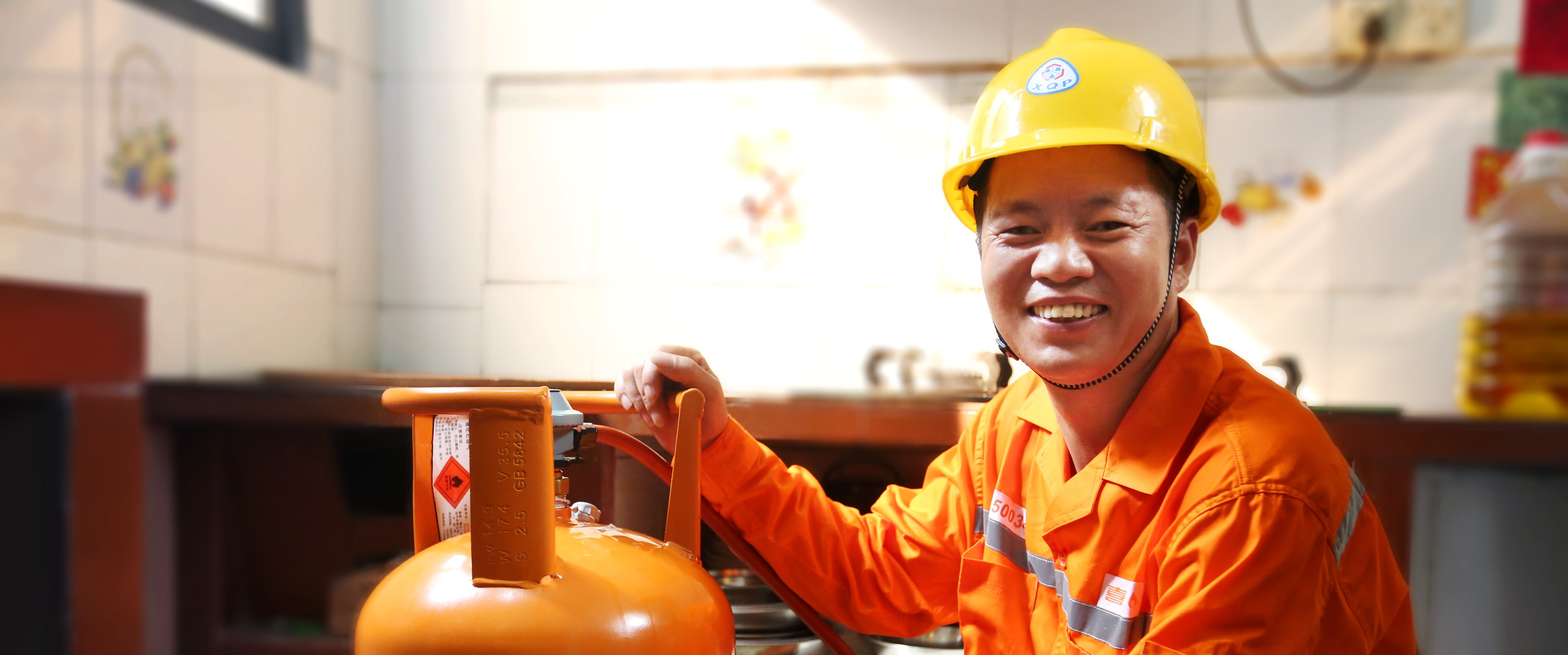 Safety is number one priority in SHV Energy Chinacut