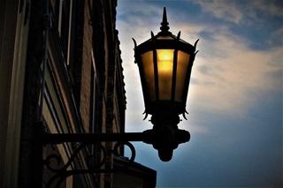 propane outdoor lighting