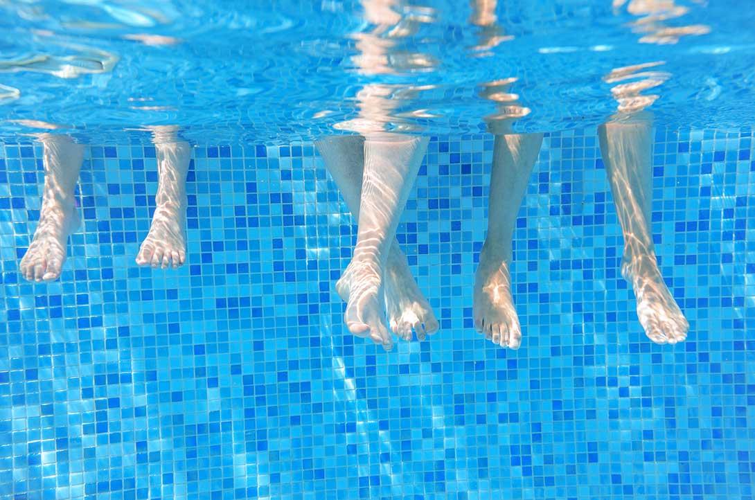 propane swimming pool heating